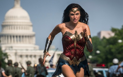 Wonder Woman 1984 till HBO Nordic