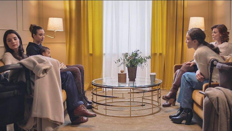 Amningsrummet på SVT Play