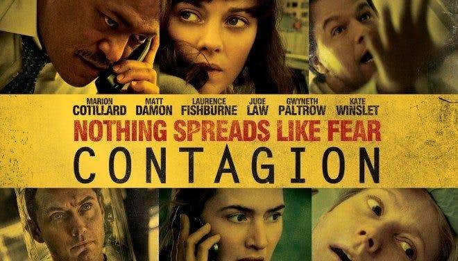 Contagion 2 på väg