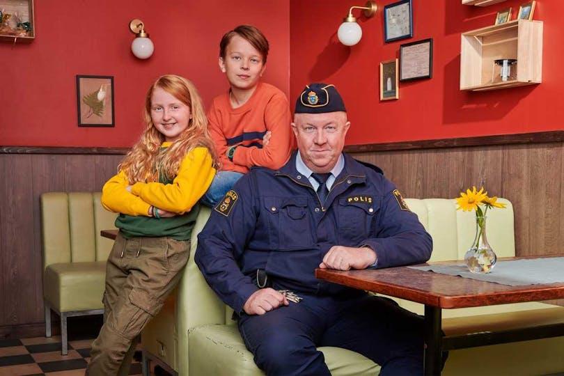 Lassemajas detektivbyrå –serien