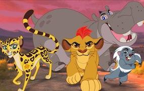 Lejonvakten –för små Disneyfantaster
