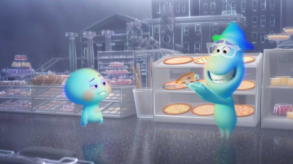 Själen. Foto: Disney/Pixar