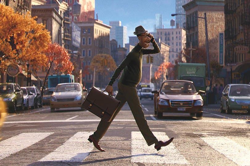 Själen är en av Pixars bästa filmer