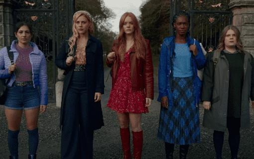 Fate: The Winx Saga. Foto: Netflix