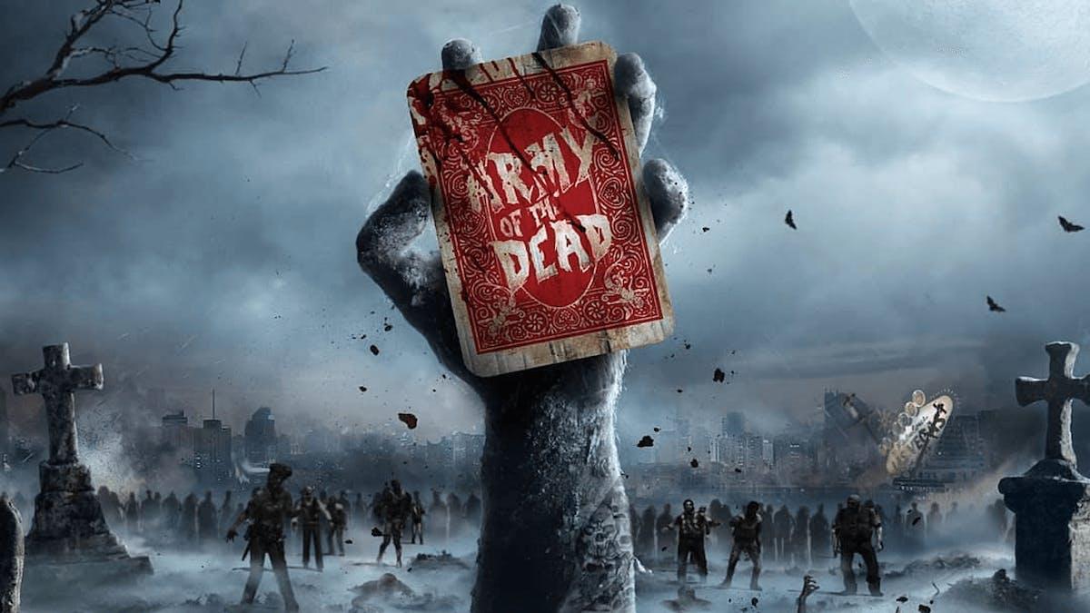 Nya bilder från Zack Snyders Army of the Dead