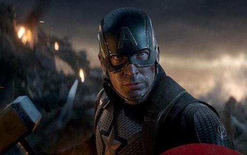 Chris Evans återvänder som Captain America