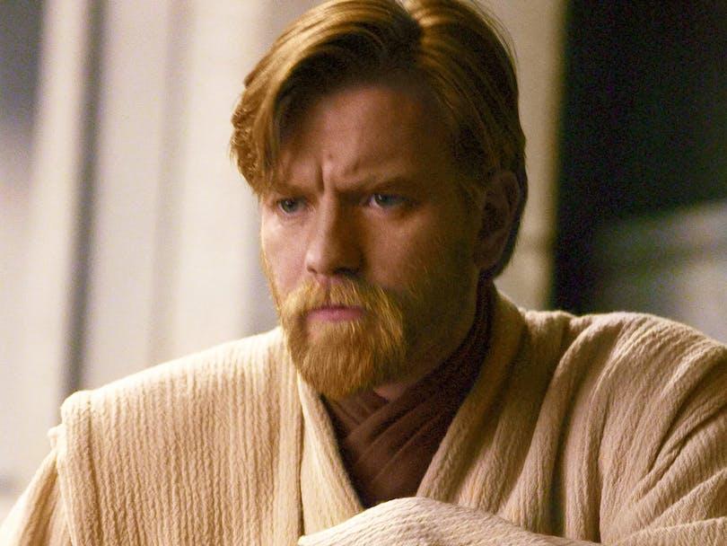 Ewan McGregor i Star Wars.