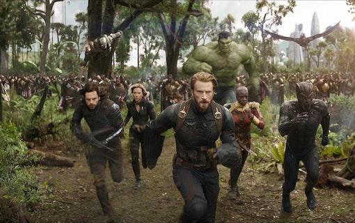 Marvel hjältar
