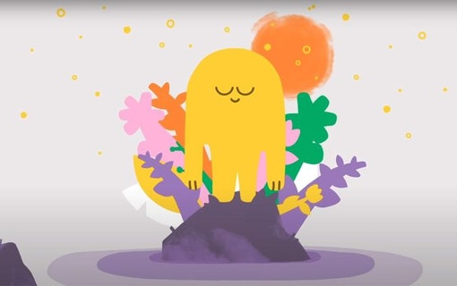 Headspace: A guide to meditation. Foto: Netflix