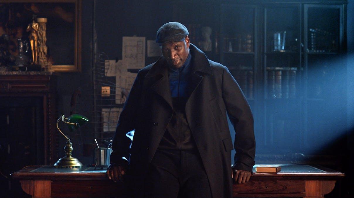 Franskt kriminaläventyr i Sherlock Holmes-anda.