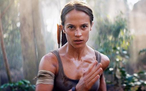 Hon gör nya Tomb Raider