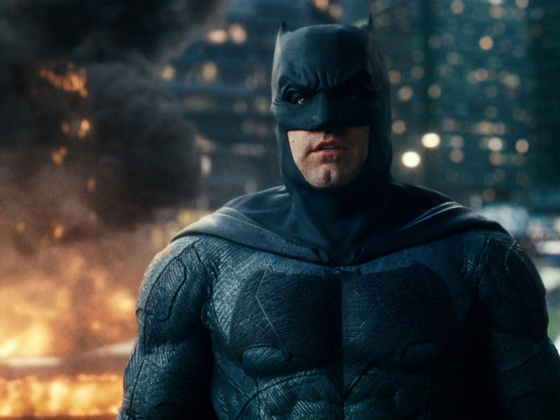 Ben Affleck som Batman.