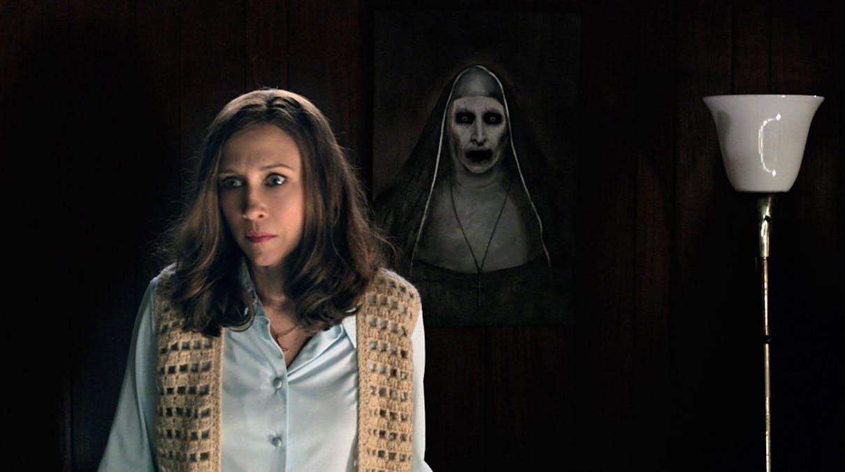 Vera Farmiga gör monsterskräckis