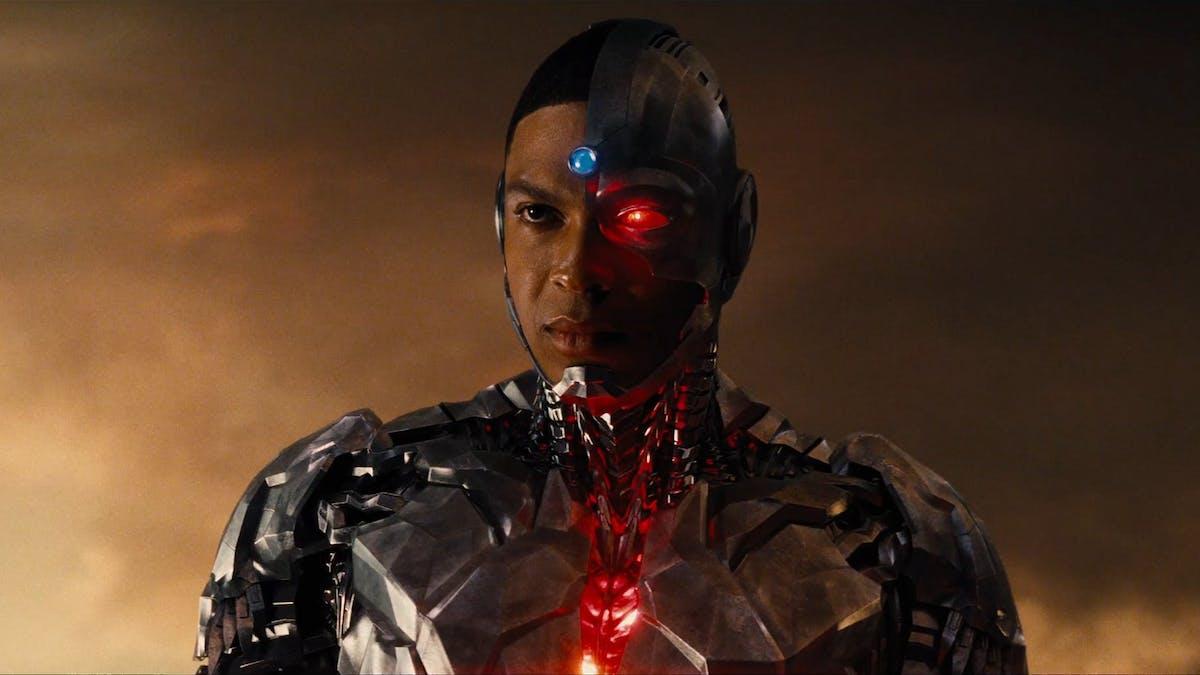 Cyborg slut som filmkaraktär?