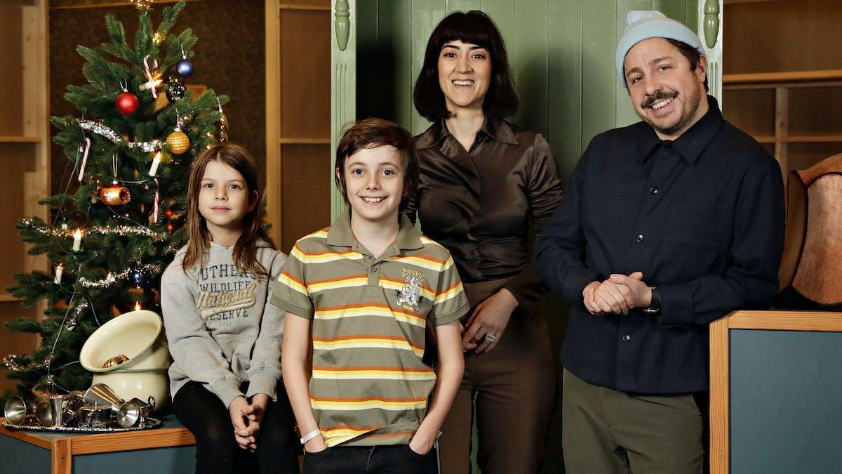 Familjen Knyckertz