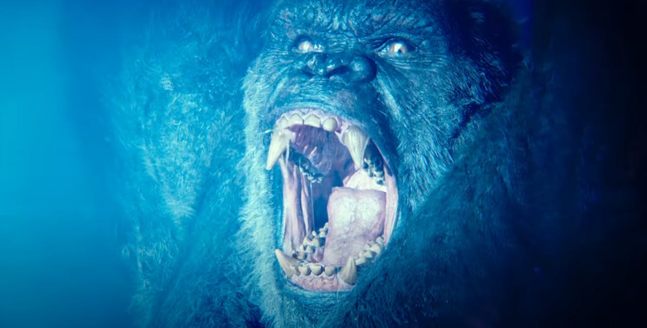 Trailern till Godzilla vs. Kong har landat.