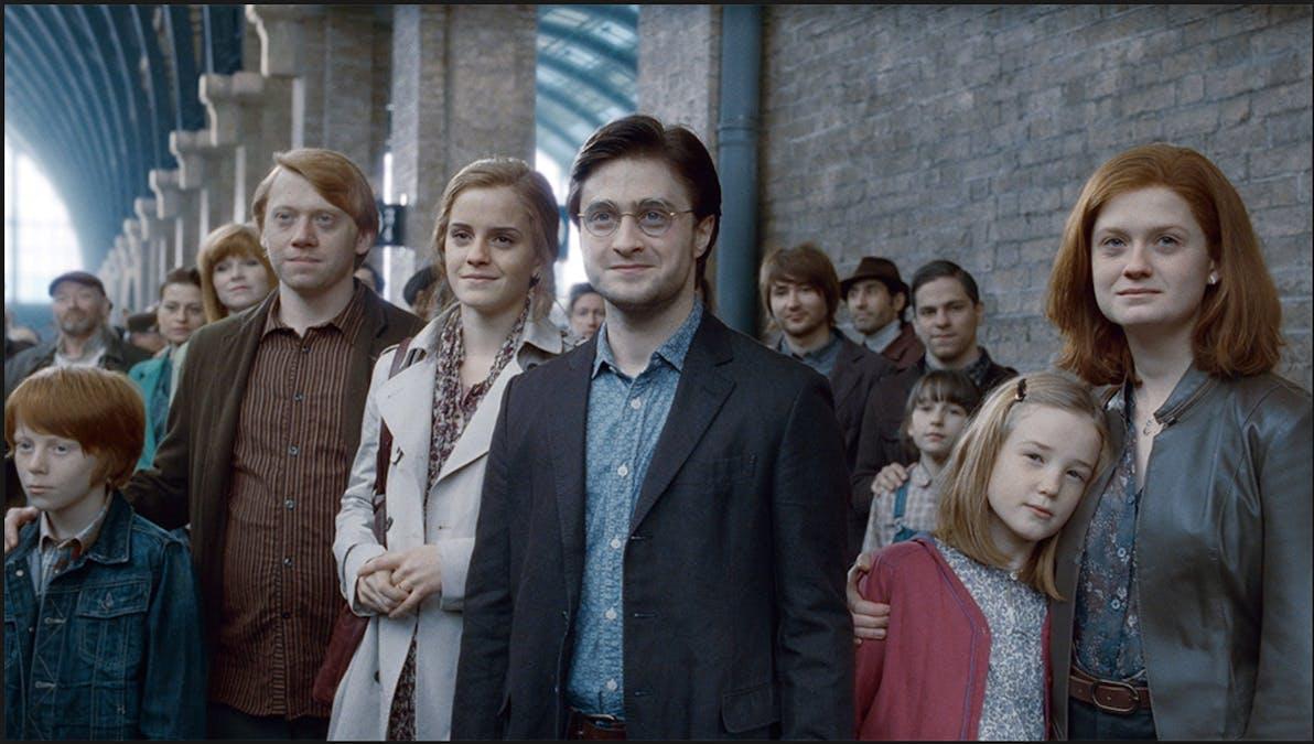 Superryktet –Harry Potter blir ny serie
