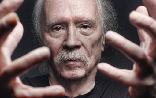 Andreas hyllar John Carpenter
