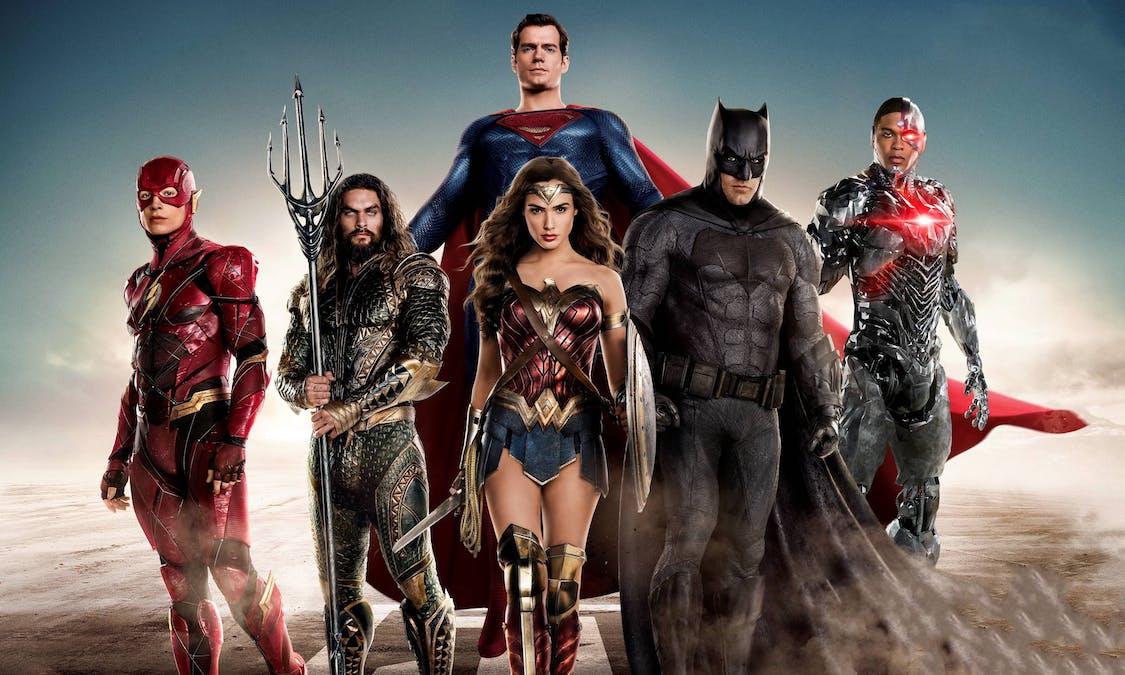 Första reaktionerna på Zack Snyder's Justice League
