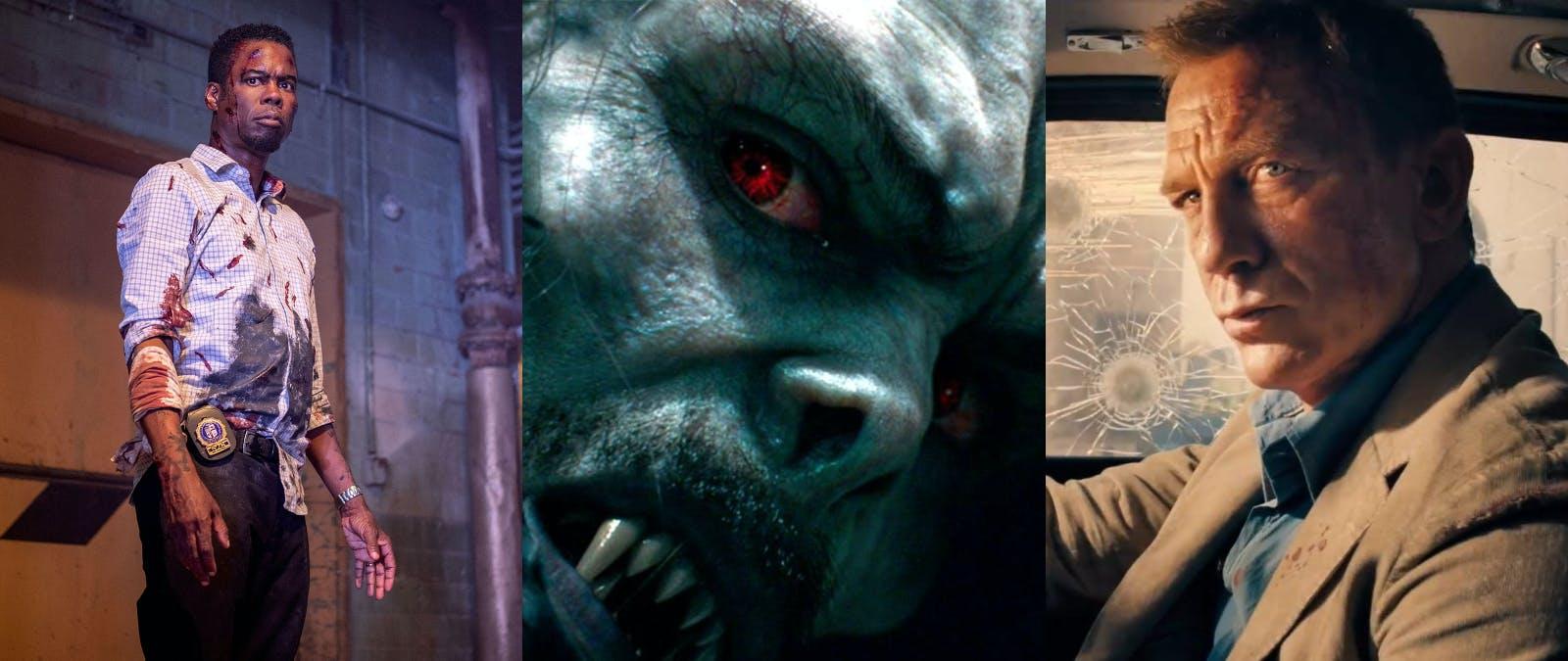 Bästa filmerna 2021 –Här är tipsen