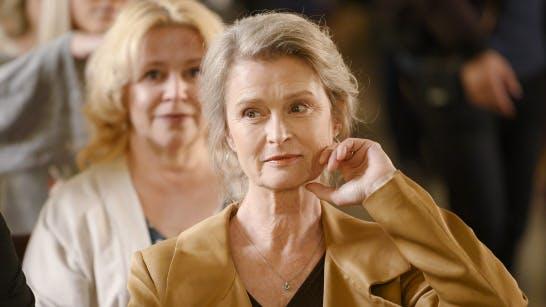 Lena Endre guldbagge