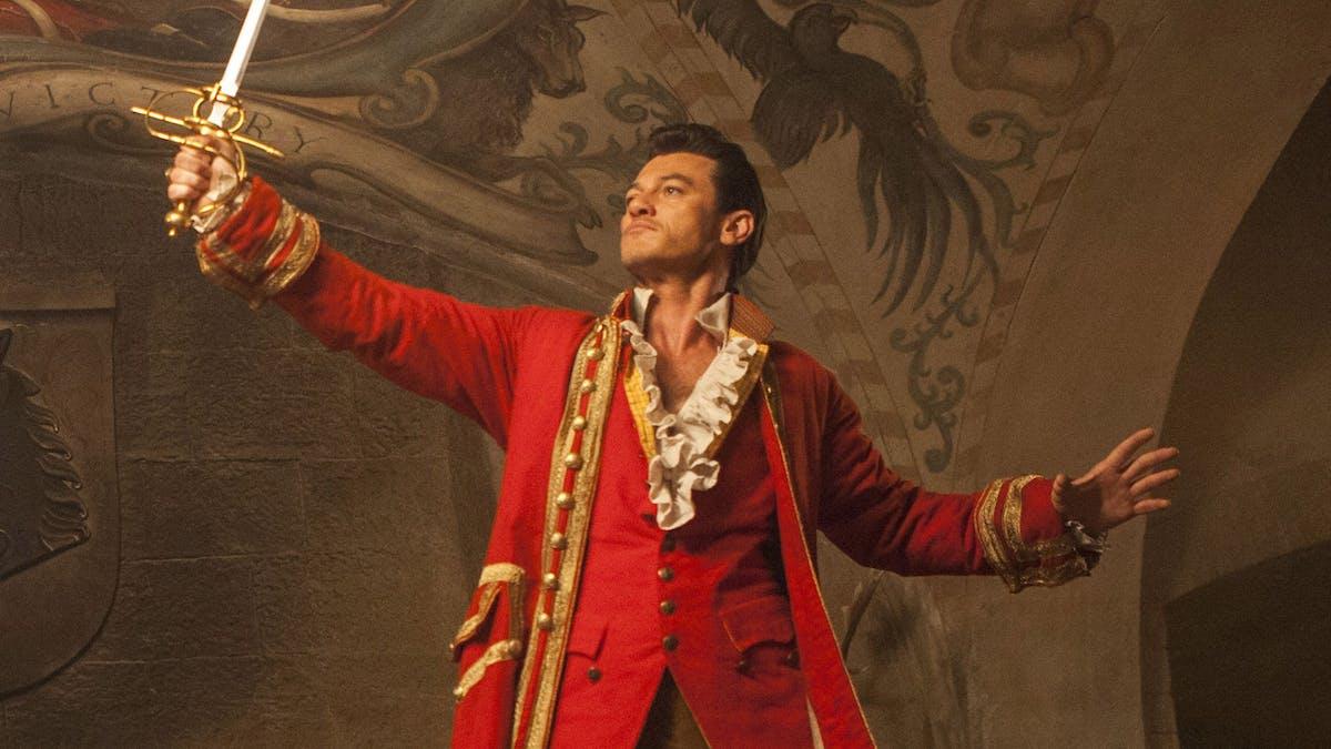 Luke Evans spelar Kusken i nya Pinocchio