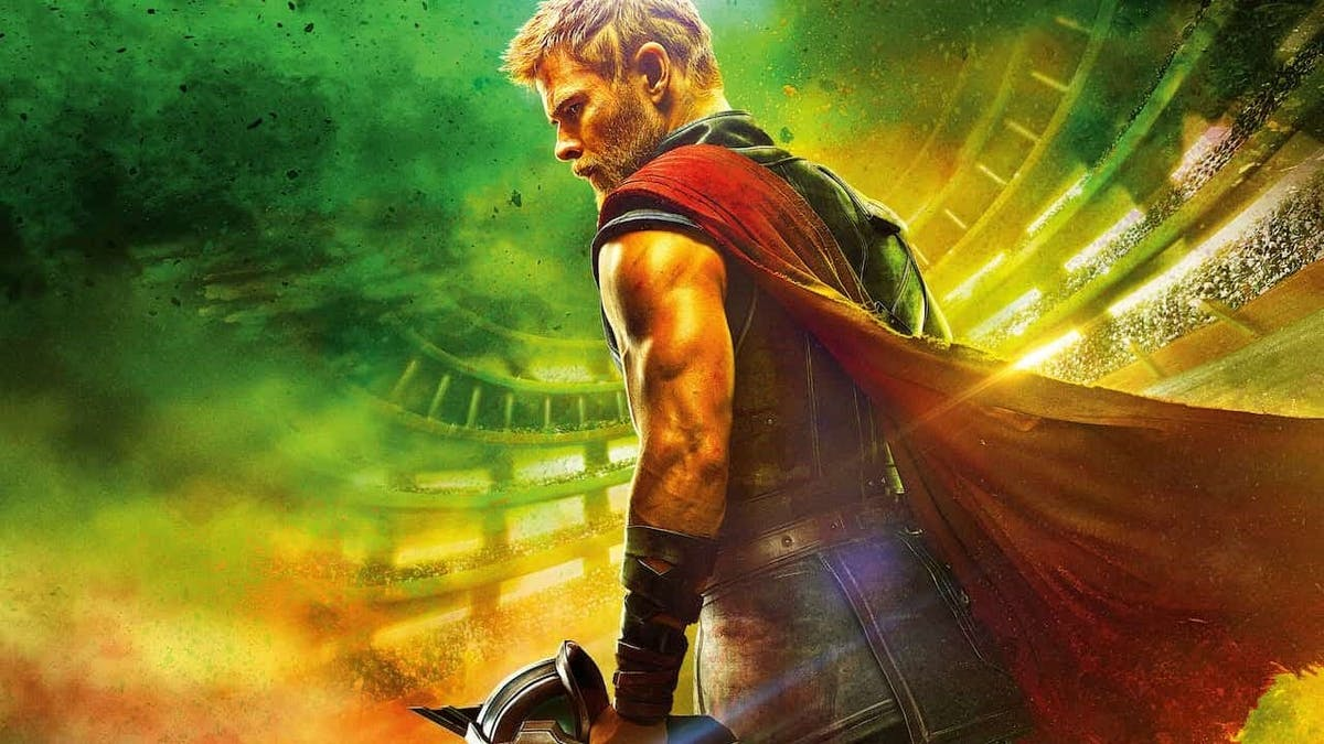 Matt Damon i Thor: Love and Thunder