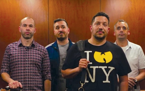 Impractical Jokers: The Movie. Foto: HBO
