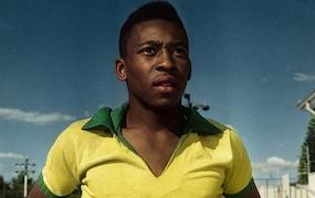 Pelé. Foto: Netflix