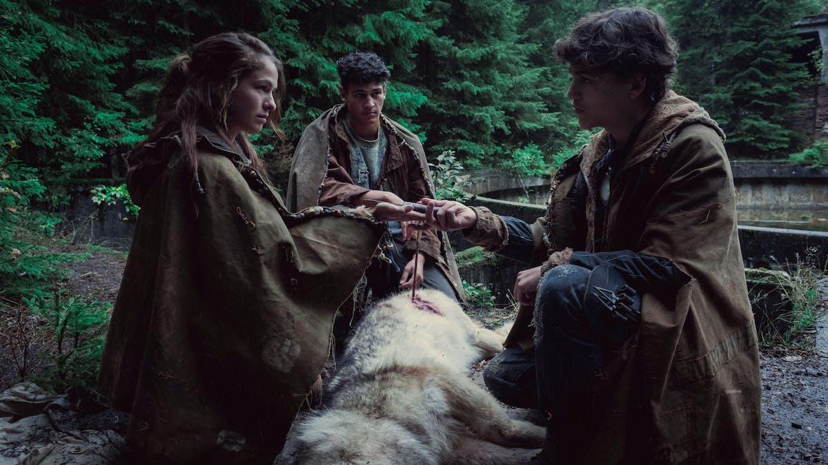 Tribes of Europa. Foto: Netflix