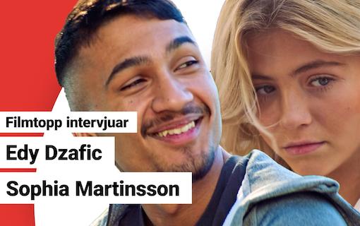 Sophia Martinsson och Edy Dzafic om Festen säsong 3