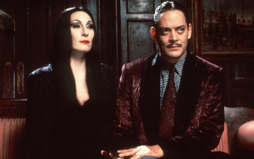 Familjen Addams (1991)