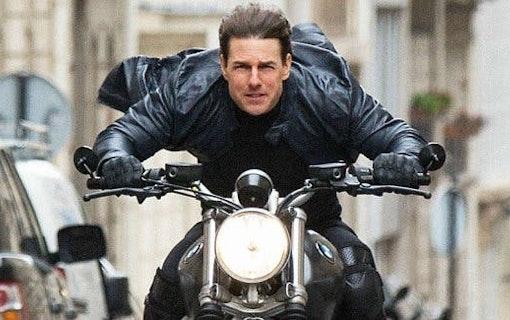 Tom Cruise tillbaka i Norge för Mission: Impossible 8