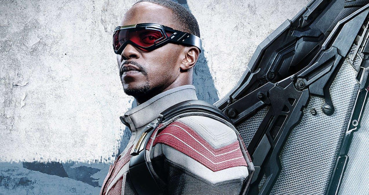 Snygga karaktärsposters till Falcon and the Winter Soldier släppta