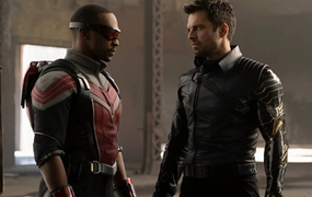 Falcon and the Winter Soldier.