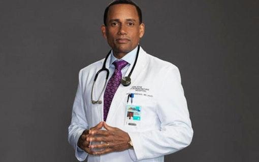 Hill Harper som Dr. Marcus Andrews i The Good Doctor. Foto: Viaplay.