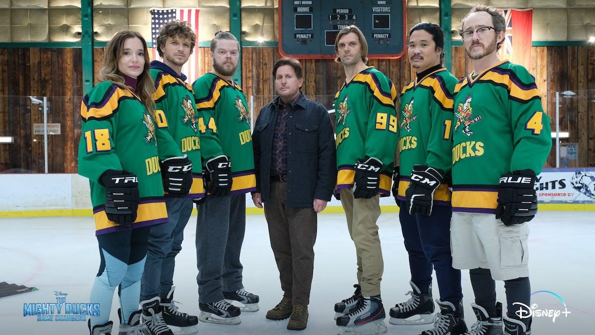 The Mighty Ducks: Game Changers (säsong 1, avsnitt 1-3)