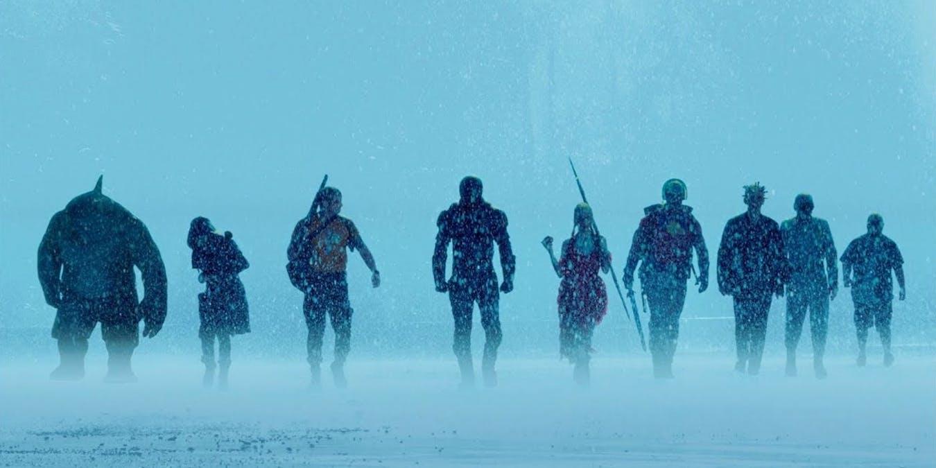 Se sprakande trailer till nya Suicide Squad