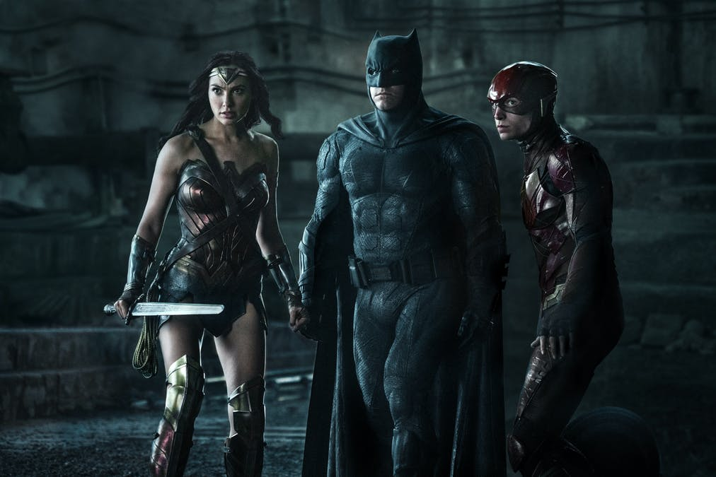Zack Snyder's Justice League (2021).