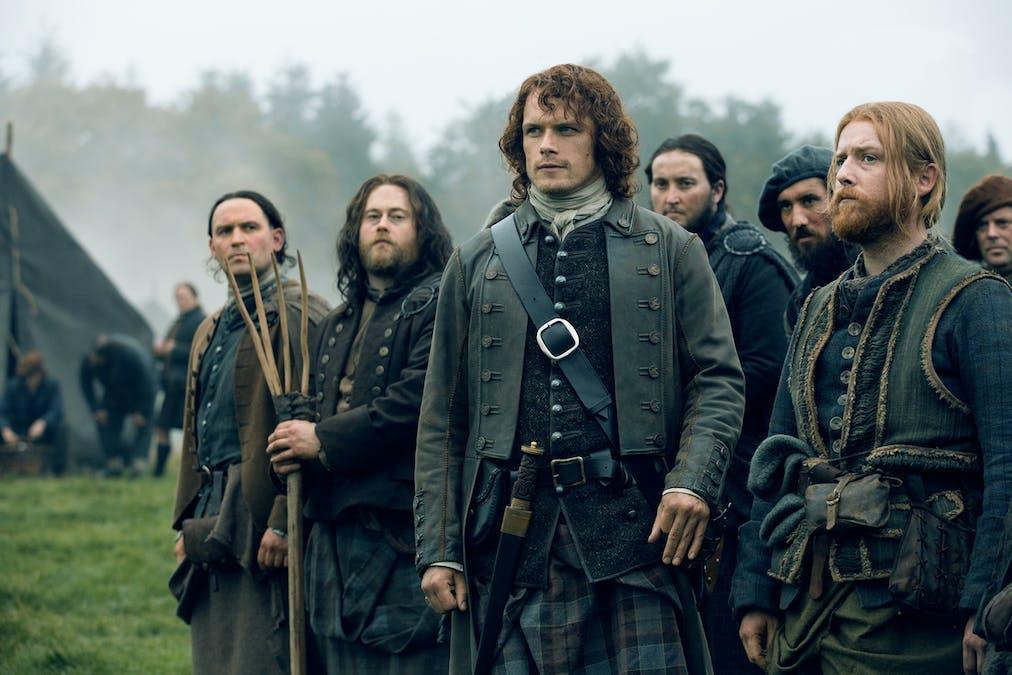 Se trailern till nya säsongen av Outlander