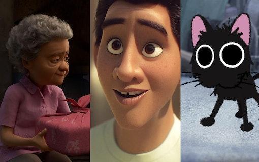 Se Pixars bästa kortfilmer de senaste åren