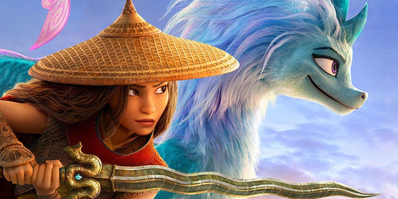 Raya och den sista draken. Foto: Disney