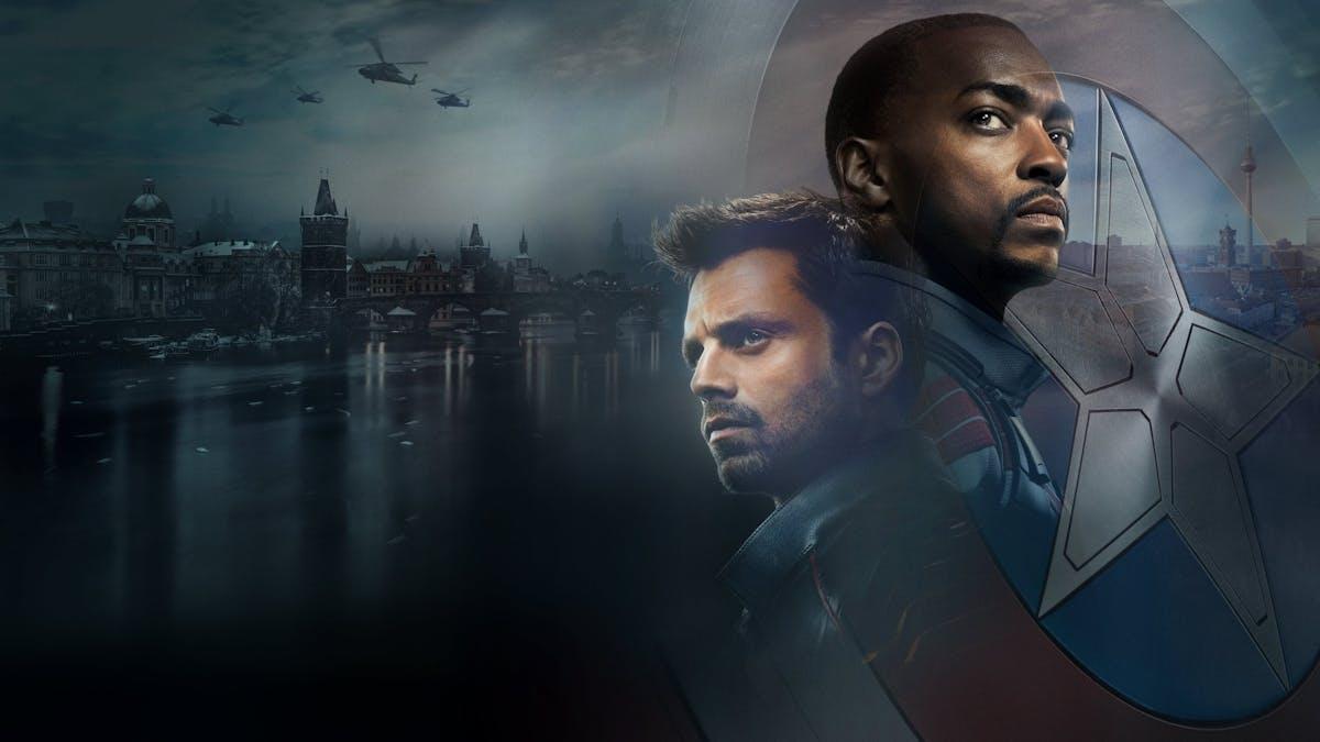 Exklusiv titt på Falcon and the Winter Soldier