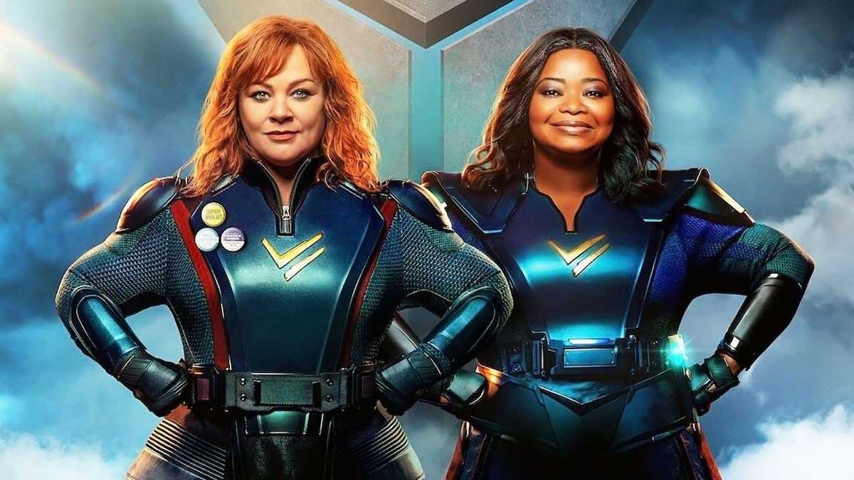 Thunder Force. Foto: Netflix