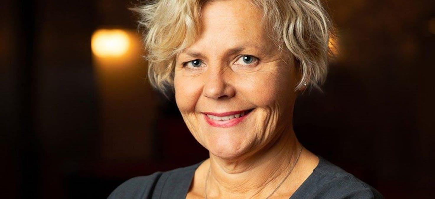 Filmvärlden hyllar Anna Serners 50/50-arbete