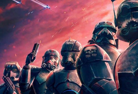 Skaparna om Star Wars-serien The Bad Batch