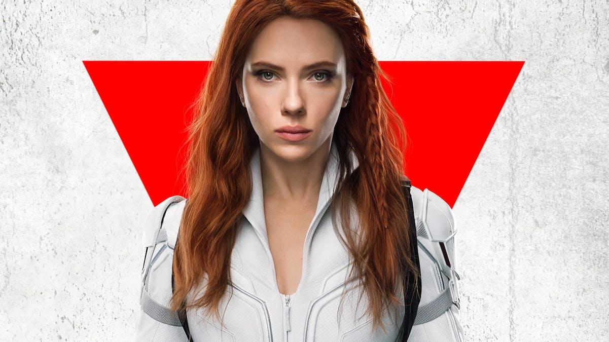 Se den senaste trailern till Black Widow!