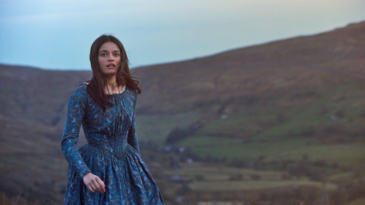 Film som ska väcka liv i Emily Brontë