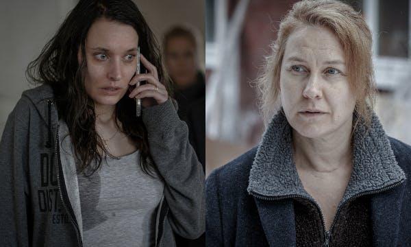 Eva Melander och Josefin Asplund om Snöänglar