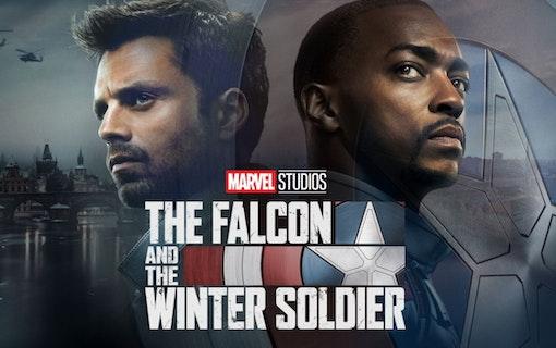 Fem serier för dig som älskar The Falcon and the Winter Soldier
